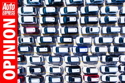 'Small, inexpensive cars rule the road in the UK'