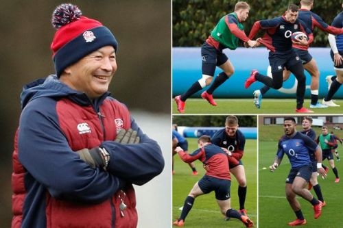 England warn that Ireland aerial battle holds no fear with Jonny May flying high