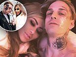 Aaron Carter's girlfriend Melanie Martin 'is arrested for felony domestic violence'