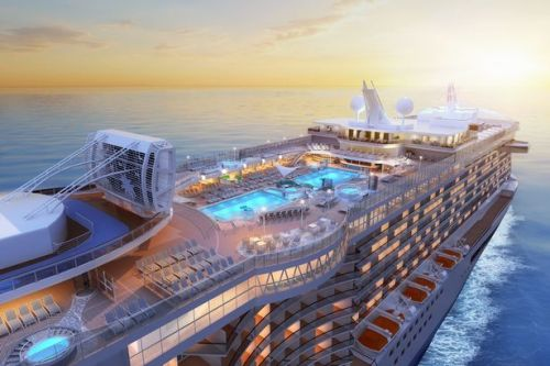 You can currently bag half price drinks and free cabin upgrades on luxury cruises