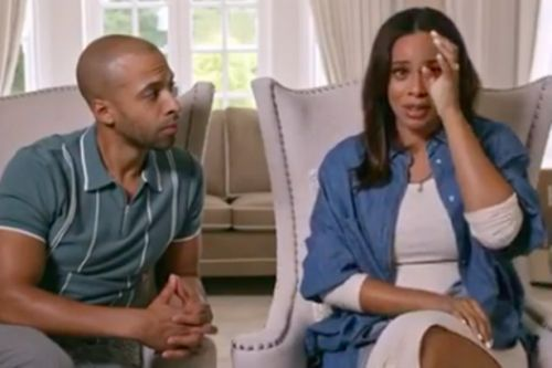 Rochelle Humes reveals she 'scrubbed her legs until they were red' over racism