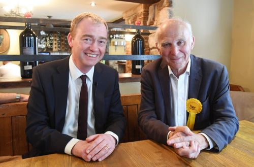 Lib Dems Vince Cable And Tim Farron Under Fire For Missing Crunch Brexit Votes