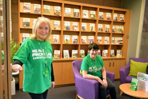Macmillan Cancer Support offering virtual help to people in Lanarkshire