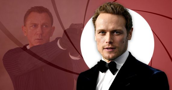 Outlander's Sam Heughan named as preferred James Bond, beating Idris Elba and Tom Hardy