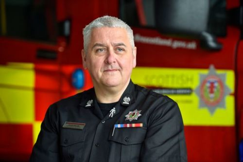 Senior firefighter John Miller has helped create the Scottish Fire & Rescue Service's first formal mental health strategy after suffering depression in the wake of his little boy's tragic death