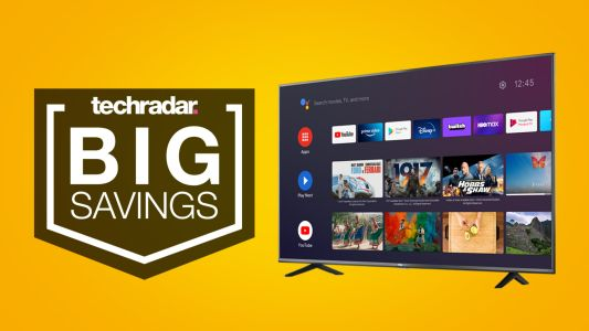 This 55-inch 4K TV on sale for $248 is Black Friday cheap and going fast