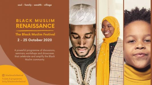 The first Black Muslim festival is here and it's the first of its kind