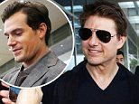Tom Cruise and Henry Cavill suit up for Seoul premiere of Mission Impossible film
