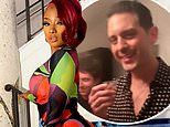 Megan Thee Stallion admits she's 'not f***ing' G-Eazy despite steamy social shares during Super Bowl