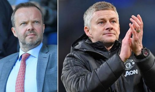 Man Utd duo Ole Gunnar Solskjaer and Ed Woodward in agreement on transfer target