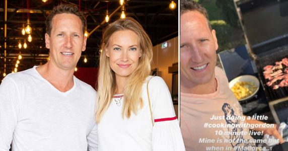 Strictly's Brendan Cole and family stuck in Majorca holiday home during coronavirus pandemic