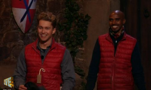 I'm A Celebrity 2020: AJ Pritchard and Sir Mo Farah both voted off in double elimination