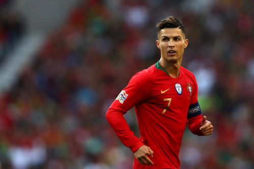 Cristiano Ronaldo is first footballer to become a billionaire as he beats Lionel Messi