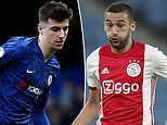 Mason Mount delighted with 'world class' addition of Ajax star Hakim Ziyech