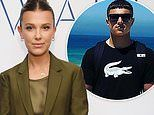 Millie Bobby Brown splits from rugby player beau Joseph Robinson