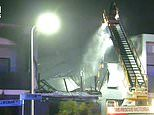 Two people die in house fire in Point Cook Melbourne as neighbours recall rescue efforts