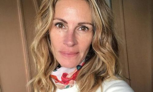 Julia Roberts shares glimpse inside gorgeous garden at family home