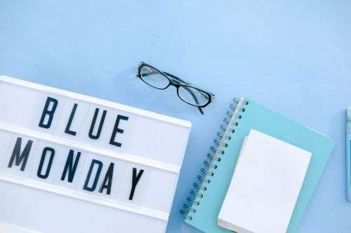 What is Blue Monday and why is it considered the most depressing day of the year?