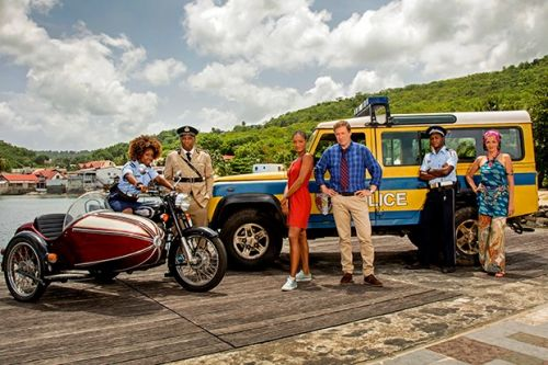 When is Death in Paradise back on BBC One?