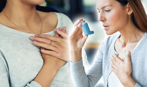Asthma warning - why you should never ignore this sound whenyourbreathe