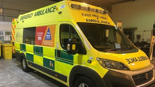 O2 Does Its Part for the NHS With a Smart Ambulance Trial Using 5G