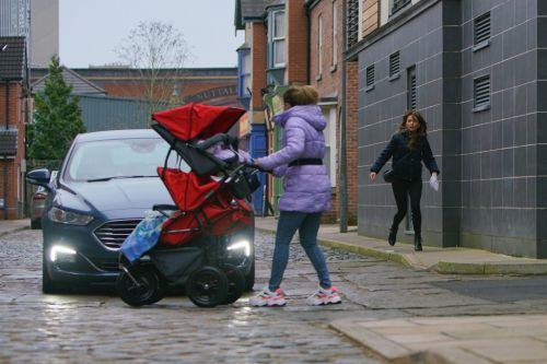 Coronation Street spoilers: Gemma and the quads in danger tonight amid terrifying car accident