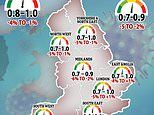Britain records 39 Covid deaths in hospitals in last 24 hours
