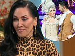 Strictly's Michelle Visage BLASTS 'storming off' rumours after shock exit