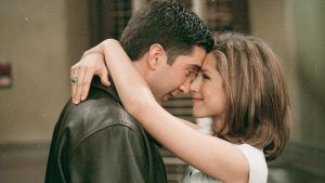 Jennifer Aniston gives Friends fans an update on Ross and Rachel's relationship status