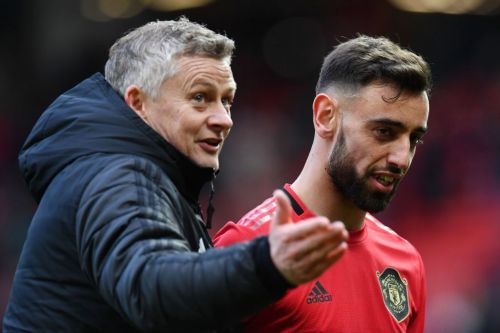 Ole Gunnar Solskjaer calls on Manchester United WAGs to help out in training during coronavirus hiatus