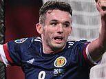 Scotland to face Israel in Euro 2020 play-off semi-finals