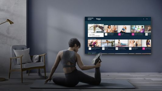 Samsung Health platform is now available for 2020 Samsung Smart TVs