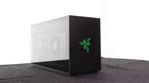 Razer Tomahawk Gaming PC First Look: Intel's NUC 9 Extreme Mini PC, in Luxury Digs