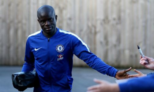 N'Golo Kante returns to Chelsea training despite coronavirus fears