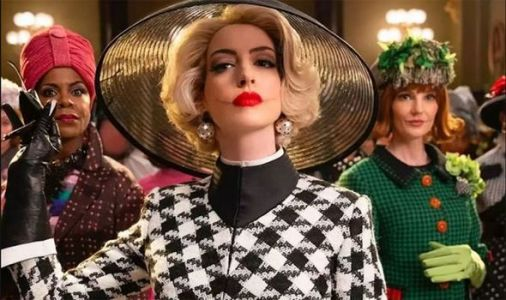The Witches film REVIEW: Anne Hathaway breathes magic into Roald Dahl remake