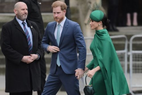 Meghan and Harry still protected by Met Police team despite leaving royal family