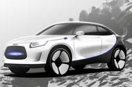 Geely and Mercedes-Benz to show Smart electric SUV concept