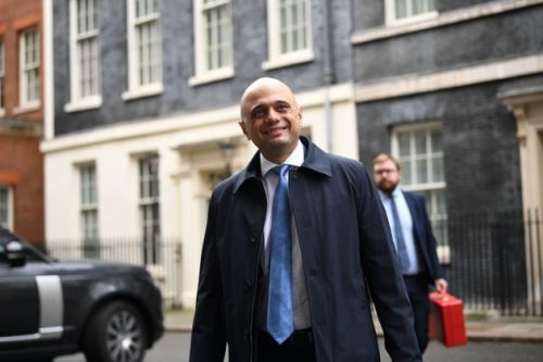 Sajid Javid issues post-Brexit warning to business leaders