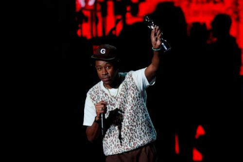 Tyler, The Creator Takes Aim At Theresa May During Brit Awards Speech