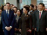 Former chancellor George Osborne 'is linked to the pro China 48 Group Club'