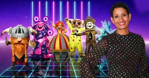 BBC Breakfast viewers are convinced Naga Munchetty is on The Masked Singer after she misses show