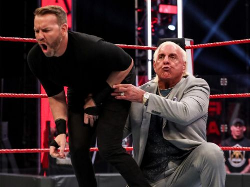 WWE Raw results: Ric Flair attacks Christian, Big Show returns and more