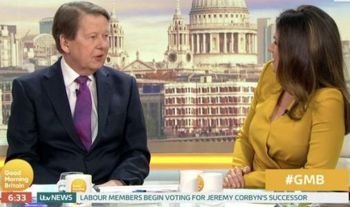 Bill Turnbull health: 'I feel great' Bill's health update after prostate cancer diagnosis