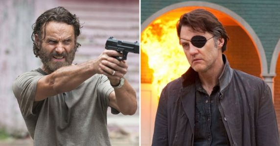 The Walking Dead's David Morrissey wants to reunite with Andrew Lincoln in Rick Grimes movies