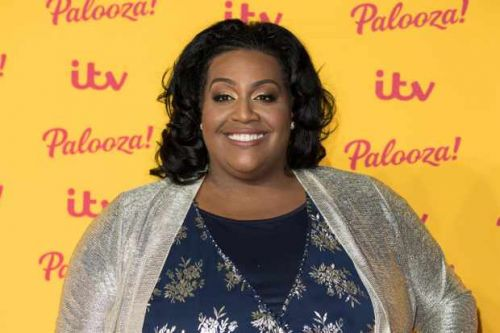 Alison Hammond freaks out as she loses oven door on Great Celebrity Bake Off