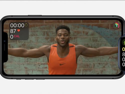 Apple launches Fitness Plus service to take on Peloton