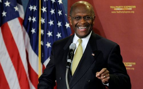 Former presidential candidate Herman Cain hospitalised two weeks after attending Trump rally