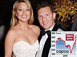 Shares in C&C Properties rise more than 8 per cent as tycoon Nick Candy considers takeover bid