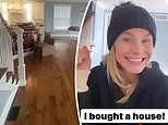 Former RHOC star Meghan King shows fans her new home she's purchased in her native St. Louis