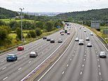 Smart motorways have led to a RISE in serious crashes, data reveals